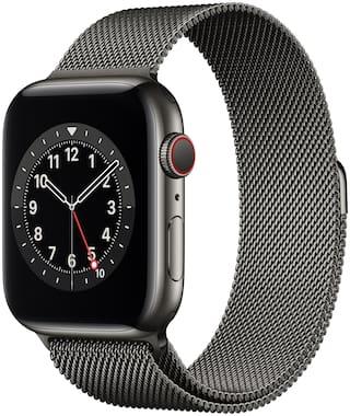 TSV T55 Smartwatch Unisex 42 mm Black Smart Watch