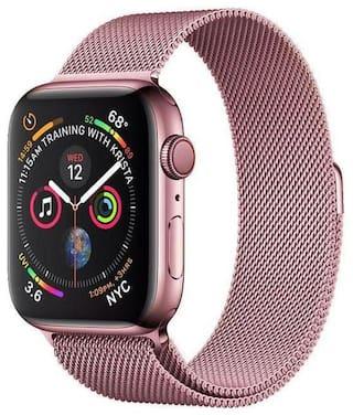 TSV T55 Smartwatch Unisex 42 mm Rose Gold Smart Watch