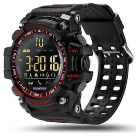 UFIT EX16 Sports Smart Watch(Red)
