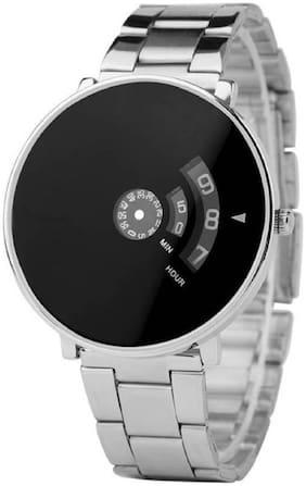 vibama Women Analog-digital Watch Round