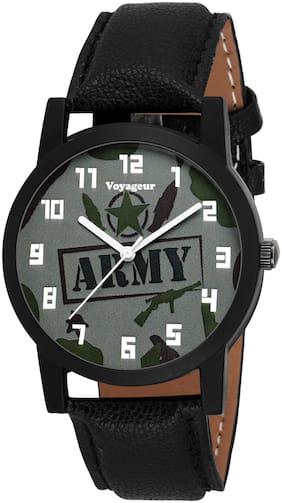 Grey Analog Watch