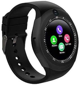 Voyageur Y1S Smart Watch - Black