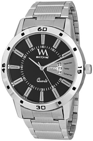 Watch Me Men Black - Analog Watch