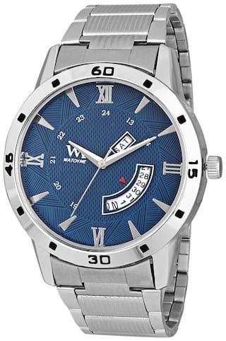 Watch Me Men Blue - Analog Watch