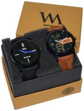 Men Multi-Color Analog Watch