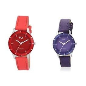 Watch Me Stylish Watches for Girls Combo Gift set for Women and Girls WMAL-211-241omtbg