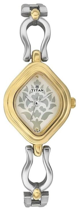 Titan  2536Bm02 Women Analog Watch