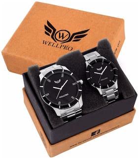 Black Couple Watch