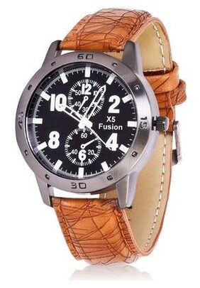 X5 Fusion Brown 24810 Mens Watch