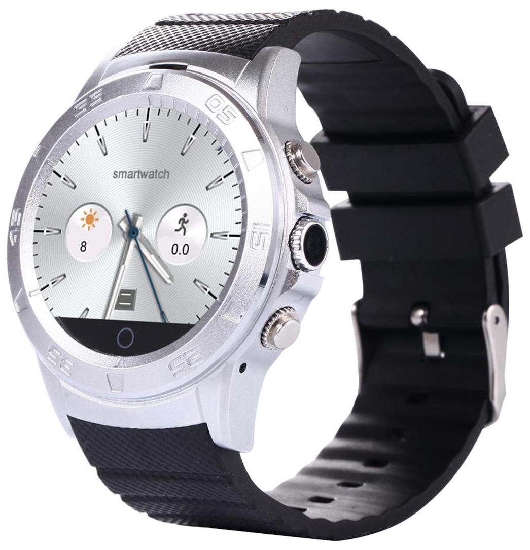 XINGDOZ G601 1.22 inch Round Dial Smartwatch Phone MTK6260 IPS Screen Pedometer Sedentary Reminder Heart Rate Monitor Bluetooth 3.0 / 4.0 image