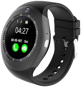 Y1S Smartwatch with Camera, SIM and Memory Card Slot and Beautiful Touch Screen Display