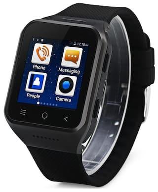 e90f8b1bba7 ZGPAX S8 3.911 cm (1.54 Inch) with SIM MP3 Bluetooth GPS Touch Screen Smart