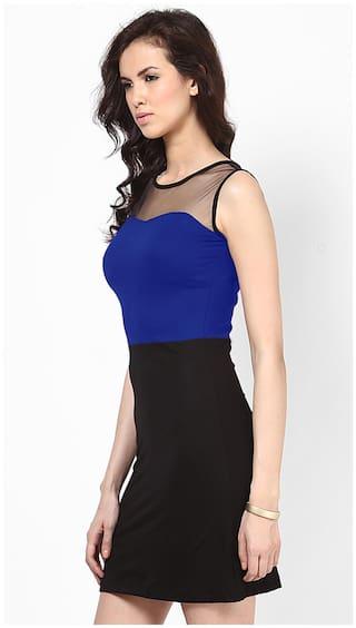 Size Besiva Black Jersey S Dress cpBXvBWqn7