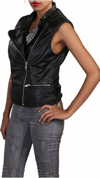 amp Women Jacket S s Size Sleeveless Ash Theo Solid ERWTO4