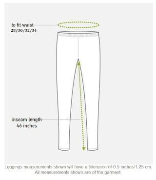 28 Amoya Leggings Size Cotton Premium qwnBwSI1U