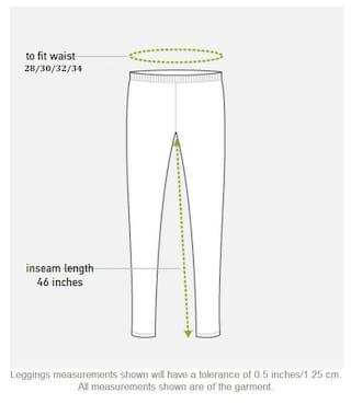 Size Dailywear 28 Viscose Poly Bembee Leggings w0I4Pxq4pz