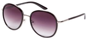Ted Smith Silver And Choclate Round For Women