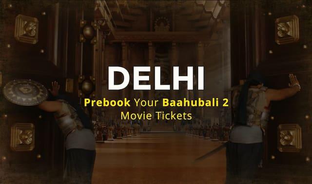 Delhi: Pre Booking