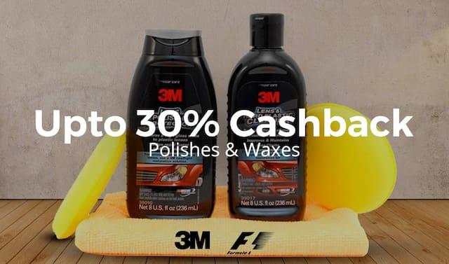 polishes & waxes!