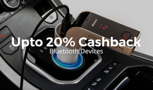 bluetooth devices!