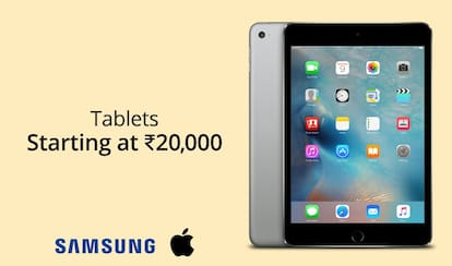 Tablets Above Rs.20000