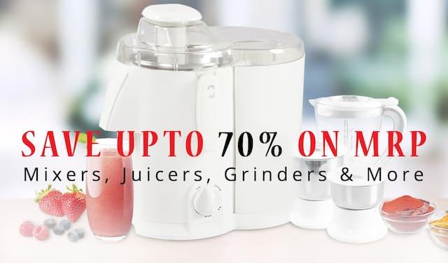 Juicer Mixer Grinders