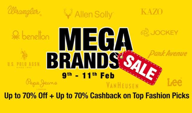 Mega Fashion Sale