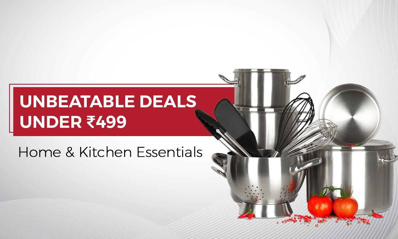 Unbeatable Deals under Rs499