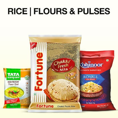 Grocery_Rice |Flour & Pulses_C2