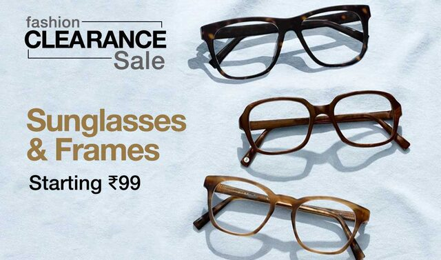 Sunglasses | Starting From Rs.99