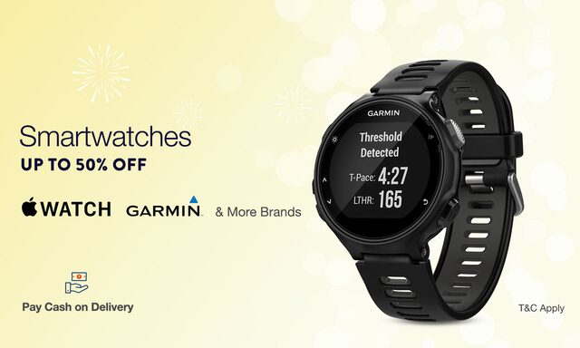 Samartwatches|Upto 50% Off +Additional Cashback