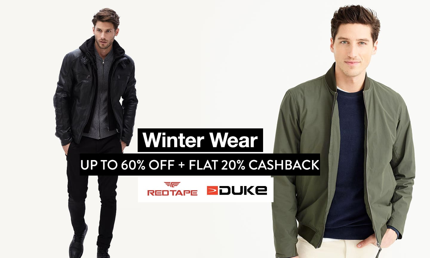 Winterwear | Upto 60% Off