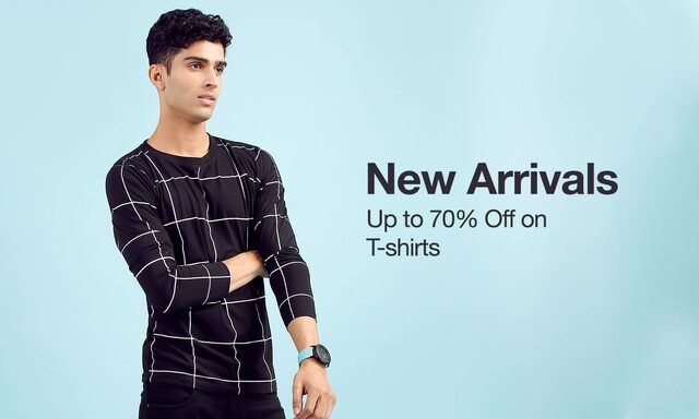 T-Shirts | Upto 70% Off