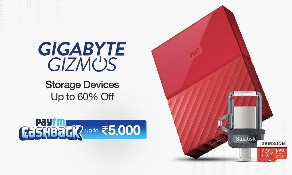 Storage Device | Up to 60% Off