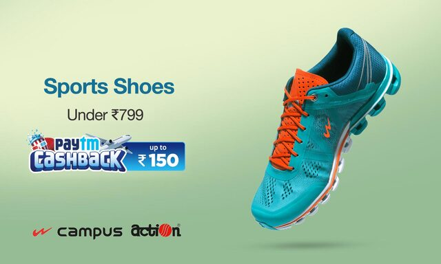 Sports Shoes | Under 1499