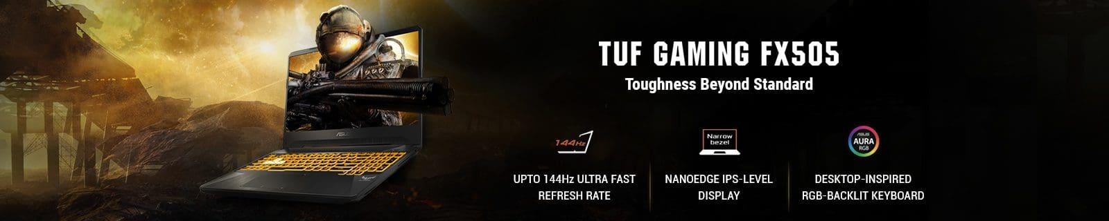 TUF Gaming FX505