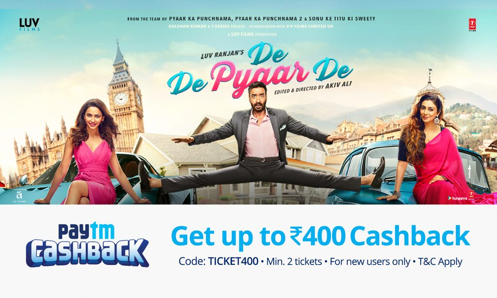 Up to ₹400 Cashback | Book Now