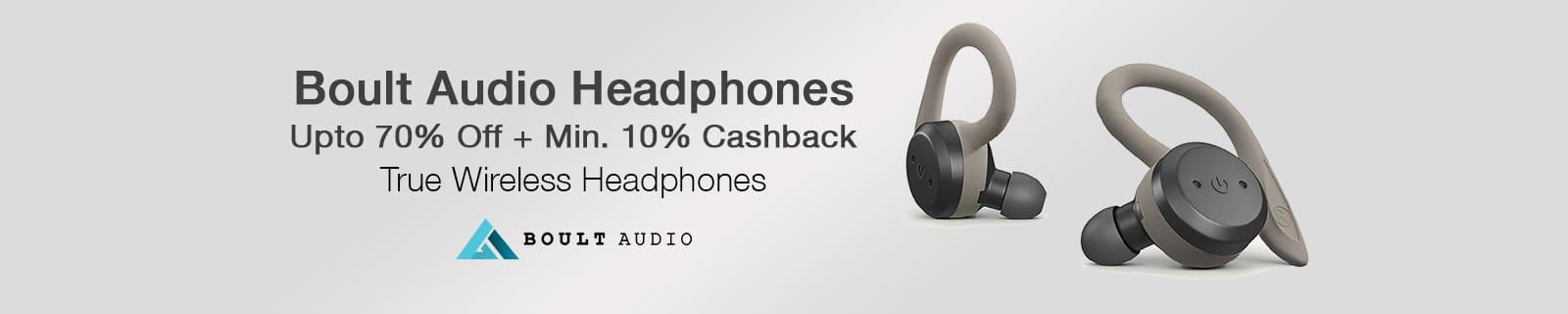 Boult Audio Headphone
