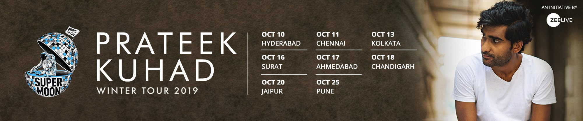 Prateek Kuhad Winter Tour