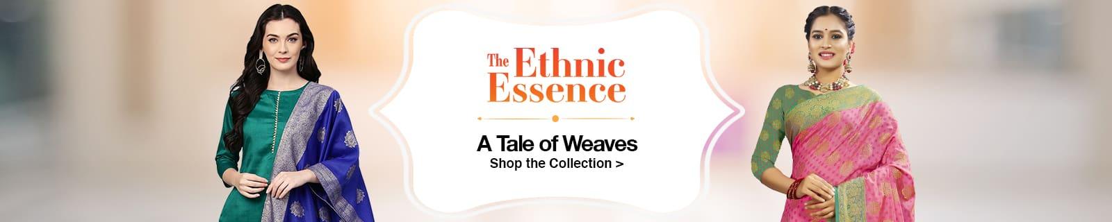 Ethnic Mondays - Weaves