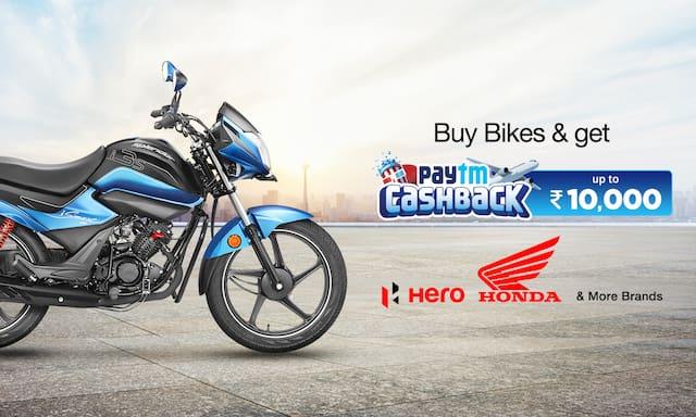 Bikes  Upto 10000 cashback