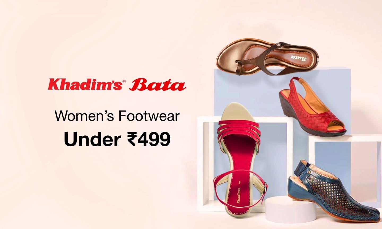 Women Footwear | Under Rs 499