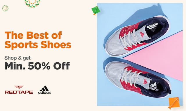 Sports Shoes | MIn 50% Off