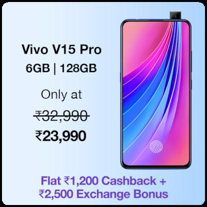 Vivo V15 Pro 128 GB 6 GB
