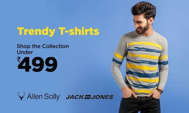 T-shirts | Under 499