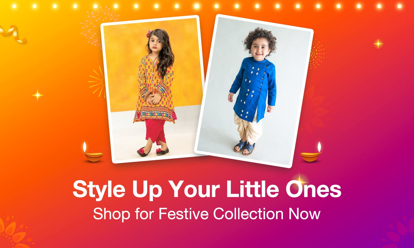 Kids Festive Collection