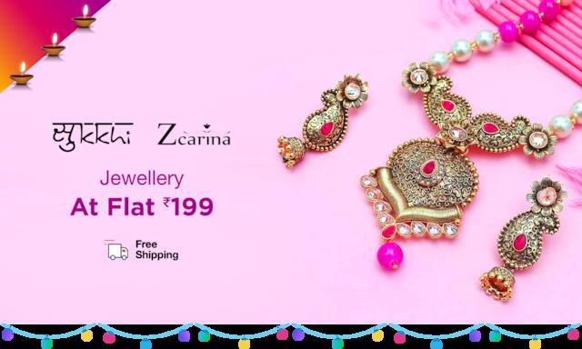 Jewellery | Flat Rs 199