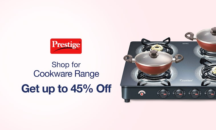 Prestige | Up to 45% Off