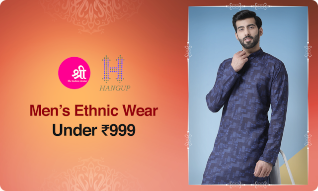 Ethnic Wear | Under 999