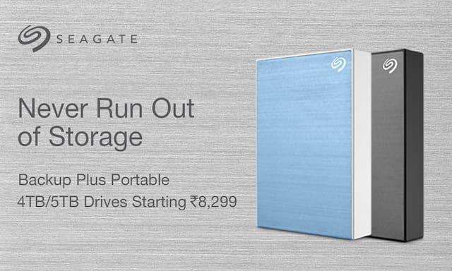 Seagate | 4TB